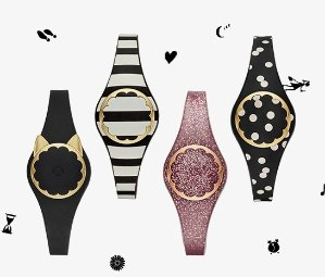 New Arrival The New Scallop Activity Tracker @ kate spade