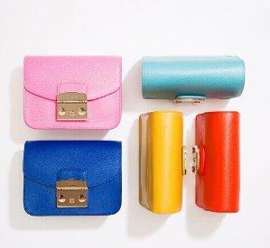 Up to 53% Off Furla Handbags @ Rue La La