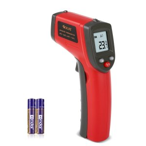 Tacklife Digital Infrared Thermometer Temperature Gun