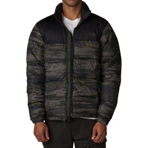 THE NORTH FACE NUPTSE JACKET - Dark Green | Jimmy Jazz - NF00C759-MNY