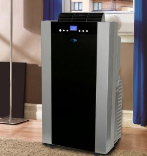 $334.99(reg.$599.99) Whynter 14,000 BTU Dual Hose Portable Air Conditioner (ARC-14S)