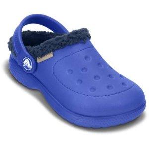 Crocs Kids' Crocs ColorLite™ Lined Clog | Kids' Comfortable Clogs | Crocs Official Site