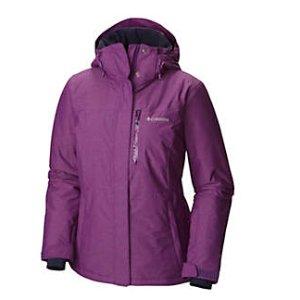 Women's Alpine Action Insulated Waterproof Winter Jacket