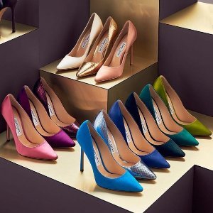 From $250 Jimmy Choo Sale @ Farfetch
