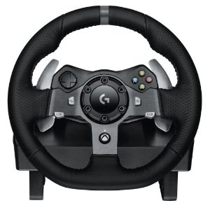 Logitech G920 UK Plug Driving Force Racing Wheel for Xbox One and PC: Amazon.co.uk: Computers & Accessories