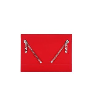 KENZO Women's Kalifornia Clutch - Red - Free UK Delivery over £50