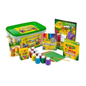 Crayola Giant Color Kit