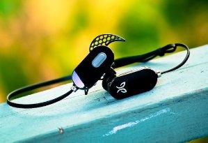 JayBird Freedom Bluetooth Earbuds Midnight Black