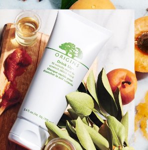 $20 Off $45 + Free Delux Sample DRINK UP™ 10 MINUTE MASK TO QUENCH SKIN'S THIRST @ Origins