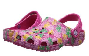 Crocs Kids Classic Tropical Clog Toddler/Little Kid