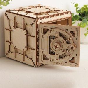 Mechanical 3D Safe Puzzle - ApolloBox