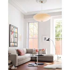 Nelson Saucer Pendant Lamp - Design Within Reach