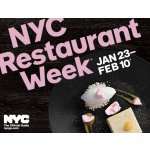 During Restaurant Week in NYC