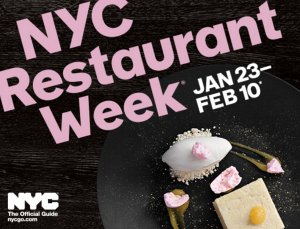 Spend $35 Get $5 BackDuring Restaurant Week in NYC