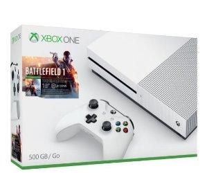 $212.99 Xbox One S Battlefield 1 500GB Bundle