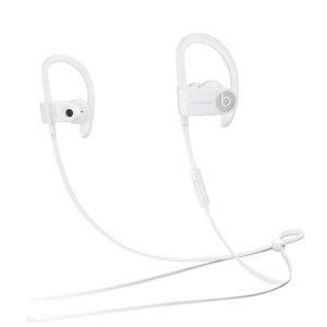 Beats by Dr. Dre White Powerbeats 3 Wireless Earphones