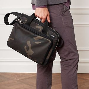 Camo Utility Twill Slim Supply Brief - JackSpade