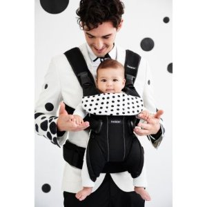$89.99 + $15 Kohl's Cash BabyBjorn Baby Carrier One - Dots