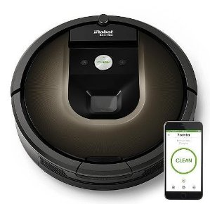 $699.98 iRobot Roomba 980 Vacuum Cleaning Robot