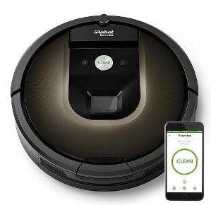 $759.99 iRobot Roomba 980 Vacuum Cleaning Robot