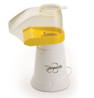 $21(reg.$29.99) Presto 04824 Orville Redenbacher Hot Air Corn Popper, White/Yellow