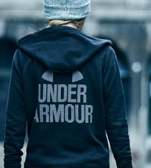 Up to 60% OffWomen's Hoodies & Sweaters @ Under Armour