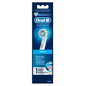 Oral-B Ortho Replacement Electric Toothbrush Head | Jet.com