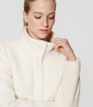 Best-Selling Funnel Neck Coat