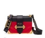 Prada Cahier Notebook 红色款