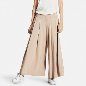 WOMEN FLARE WIDE PANTS |