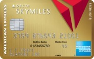 Earn 50,000 Bonus Miles, $50 Statement Credit After Required Spend Gold Delta SkyMiles® Business Credit Card from American Express