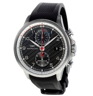 IWC Portuguese Yacht Club Automatic Chronograph Men's Watch 3902-12