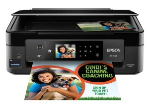 Epson XP-430多功能彩色喷墨一体机 打印/扫描/复印