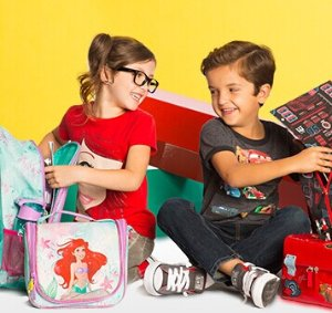 25% Off Backpacks & Lunch Totes @ disneystore