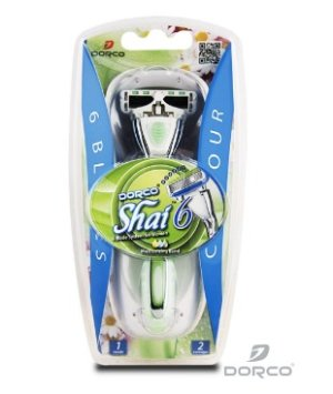Buy 1 Get 1 Free Dealmoon Exclusive!  Women's Shai Smooth Touch™ Razor (SXA2000)