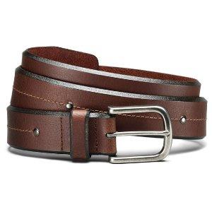 Pierce Ave - Men's Premium Leather Casual Belts by Allen Edmonds