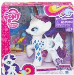 $10.78 My Little Pony Cutie Mark Magic Glamour Glow Rarity Figure