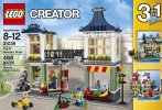 $27.99 LEGO Creator Toy and Grocery Shop