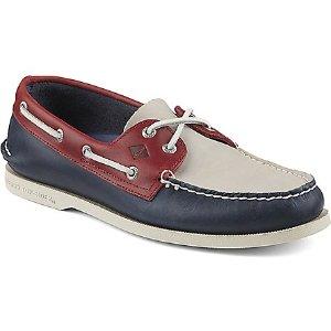 Men's Authentic Original Sarape Boat Shoe - Men's US Sailing Team | Sperry