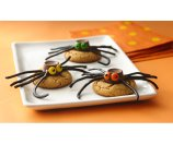 Food-Celebrations - Peanut Butter Spider Cookies - Walmart.com