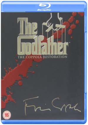 £8.33 The Godfather Coppola Restoration [Blu-ray]