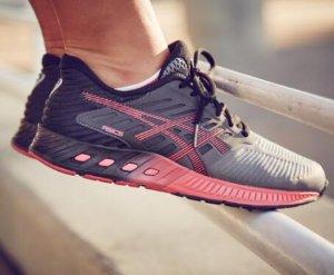 $54.99 Select ASICS Men's & Women's fuzeX Running Shoes @Amazon
