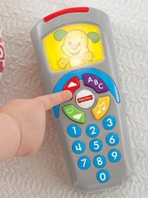 $6Fisher-Price Laugh & Learn Puppy's Remote