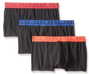 Hugo Boss Boxer 3P FN Solid Miscellaneous 50271738-986