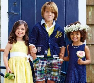 Up to 60% Off+Extra 25% Off Kid's Apparel,Shoes and Accessories Sale @ Ralph Lauren