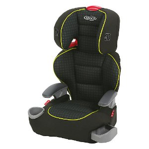 Graco 2-in-1 Highback TurboBooster with Comfortcore - Atticus - Graco - Babies