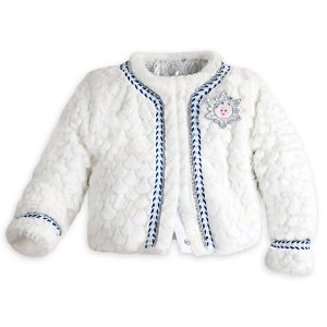 Frozen Deluxe Faux Fur Jacket for Girls | Disney Store