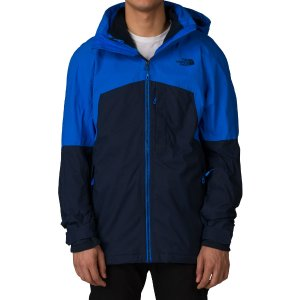 THE NORTH FACE GAMBIT TRICLIMATE JACKET - Blue | Jimmy Jazz - NF0A2TIS-LUU