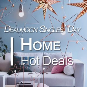 Hot Deals Dealmoon Singles Day Exclusive! Home Deals Round Up