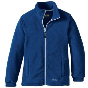Cabela's Boys' Fleece Snake River Jacket